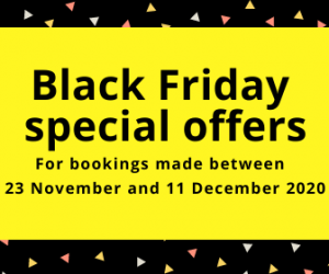 Black Friday 2020 Special Offers