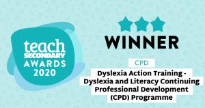 Dyslexia and Literacy CPD Programme