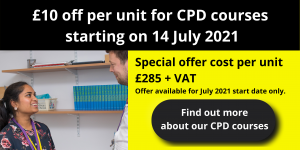 Special Summer CPD Offer
